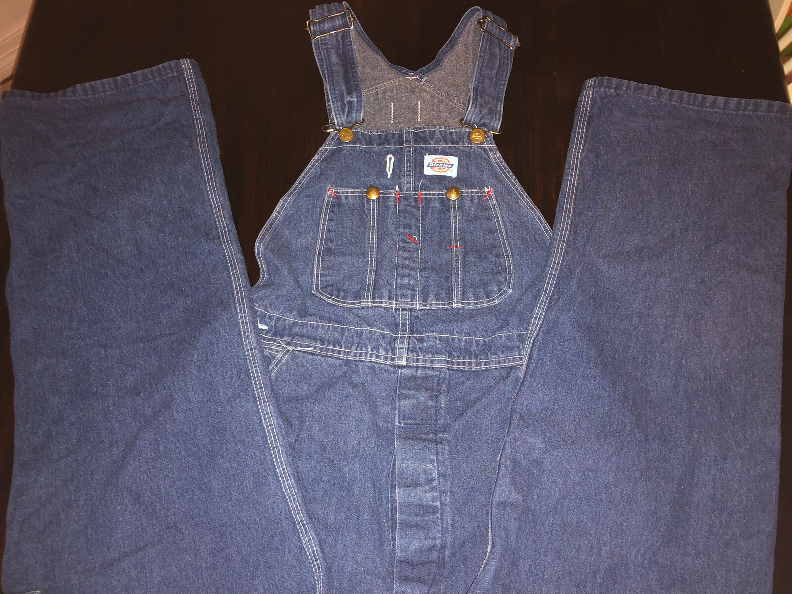 Dickies Overalls Size 31X32 - image 1