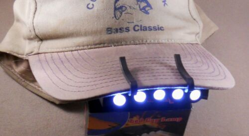 Led Cap Light General Use Fishing Hunting