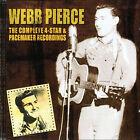 Complete 4 Star/Pacemaker Recordings by Webb Pierce (CD, Jul-2006, 11 Discs, Acrobat Double)