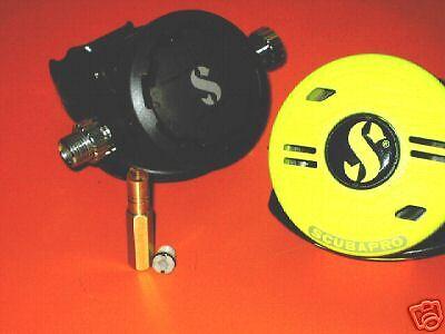 Atemregler Stufe Ventil-Sitz entfernen Werkzeug  für  Scubapro 2 Komplettsets