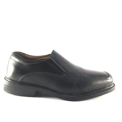 Herren Breit eee Schuhe Schwarzes Extra Dress A1720 La Milano On Slip Leder wa4wHq