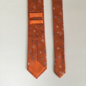 Tallia-tie-orange-with-blue-length-58-inches-width-3-inches-100-silk-pa0382