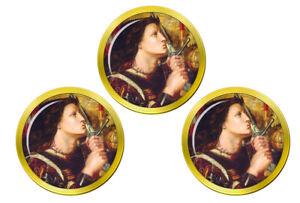 St-Joan-de-Arc-par-Rossetti-Marqueurs-de-Balles-de-Golf