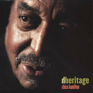 Chico Hamilton Heritage CD w/ Mini-LP Sleeve