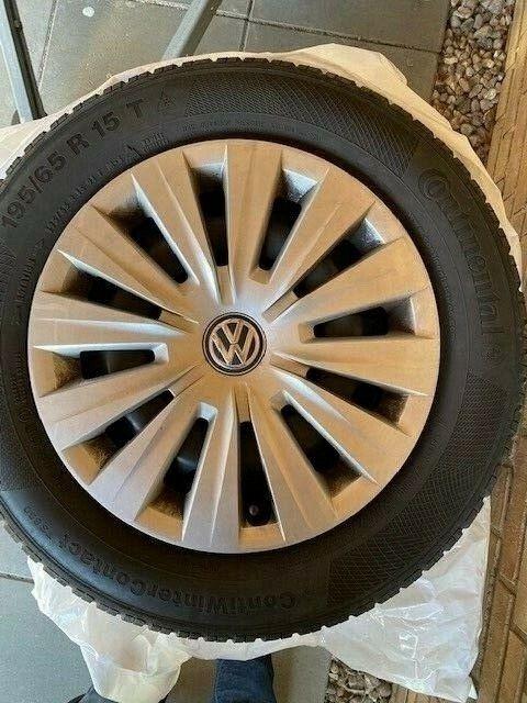 Vinterhjul til Golf