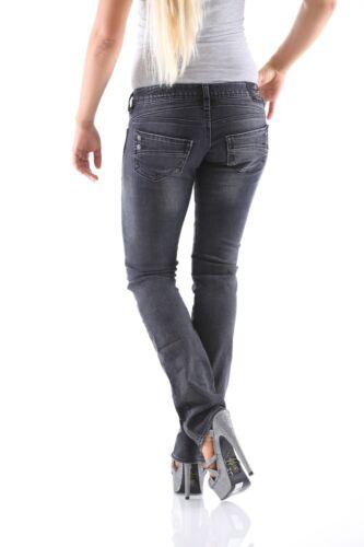 Donna Nuovo Db666 719 Dritto Piper Black Jeans Herrlicher Denim cWHUC7wq