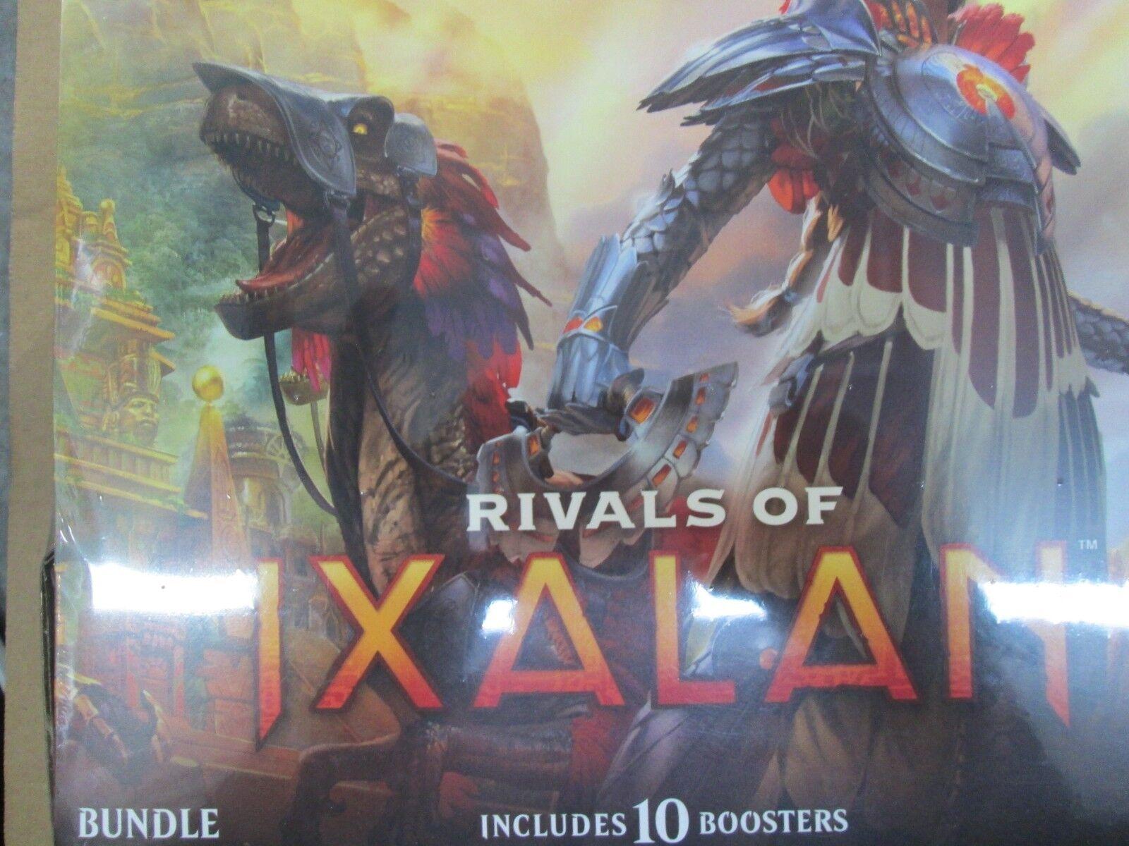 MAGIC RIVALS OF IXALAN BUNDLE SEALED BOX