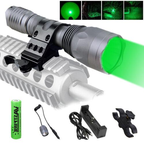 VASTFIRE Hunting Lamp 10000LM LED Flashlight for Bow Hog Rabbit Varmint Predator