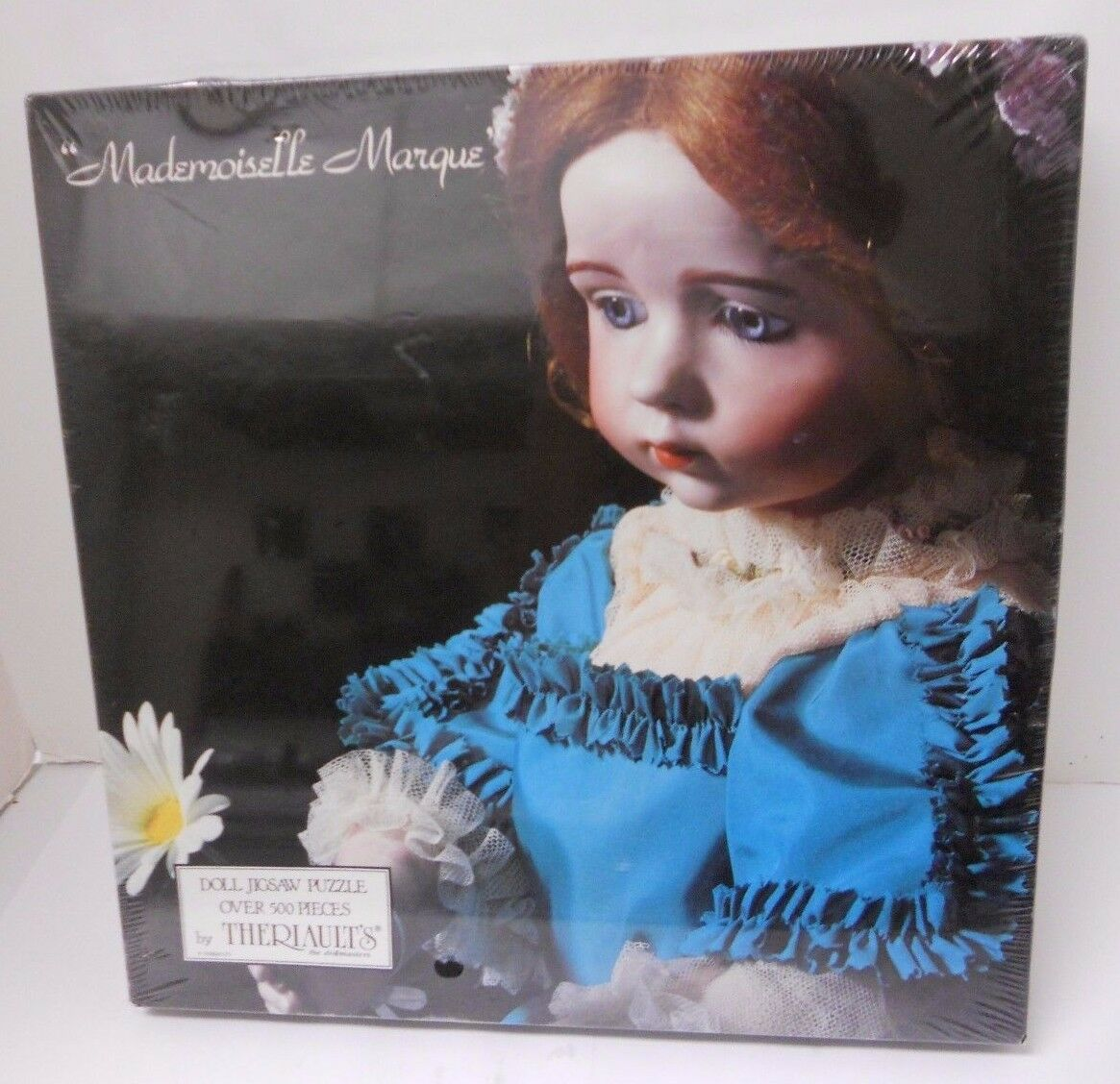 Mademoiselle Marque Rare 500 Antique Doll by Theriaults Brand New 500 Rare Piece Puzzle b2e204