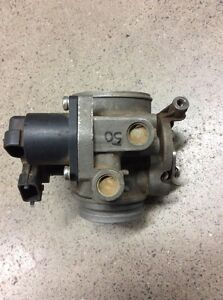 USED-CAN-AM-CANAM-DS450-DS-450-THROTTLE-BODY-XMX-XXC-X-08-09-10-11-12-50MM-BORE