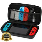Fosmon Travel Storage Carrying Hard Case Compact Bag Cover for Nintendo Switch