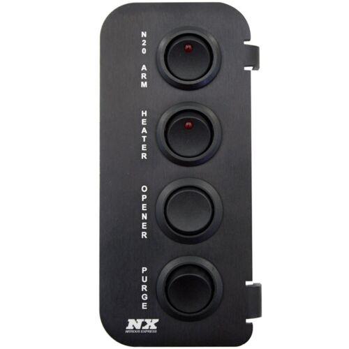 Nitrous Express 15772 Custom Switch Panel