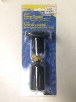 Marpac Power Socket Marine Grade