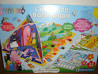 Clementoni-62193-jeu Éducatif-barbapapa - L'école De Barbapapa Neuf Jeux et jouets