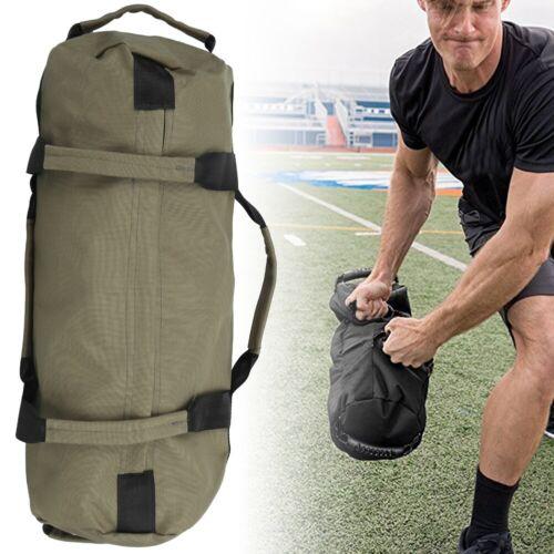 Sandsack Gewichtheben Fitness Power Bag Krafttraining Bag 36-55L Set