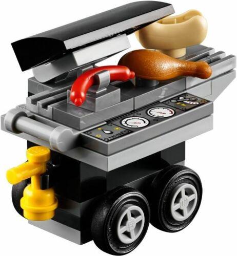 Bagged LEGO Creator Barbeque Model Build Polybag Set 40282