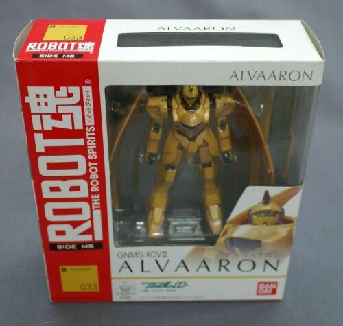 Robot Spirits Mobile Suit Gundam 00 SIDE MS Alvaaron Japan B99 **