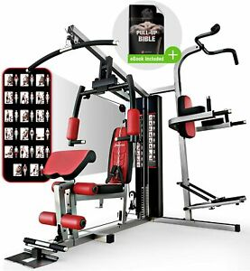 home multi gym fitness training multifunctional workout