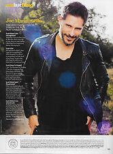 Joe Manganiello People Magazine Article/Clipping Feb 15th, 2016