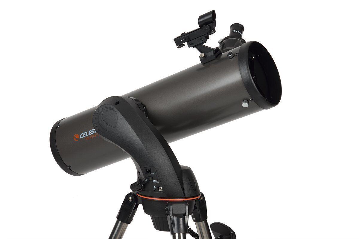 Celestron NexStar 130SLT Computerised Reflector Telescope - Free P&P IRE & UK