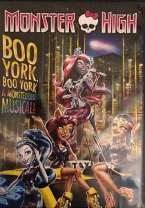 monster high:boo york,boo yorkdvd,2015tested-rare vintage-ship n 24 hours 25192273155 | ebay