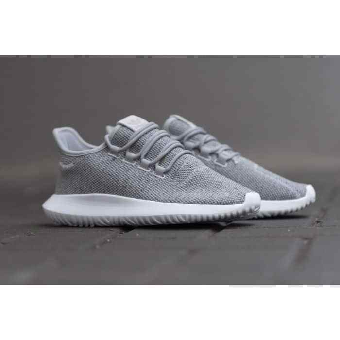 AUTHENTIC adidas Tubular Shadow BB8870 Grey Granite White Women size