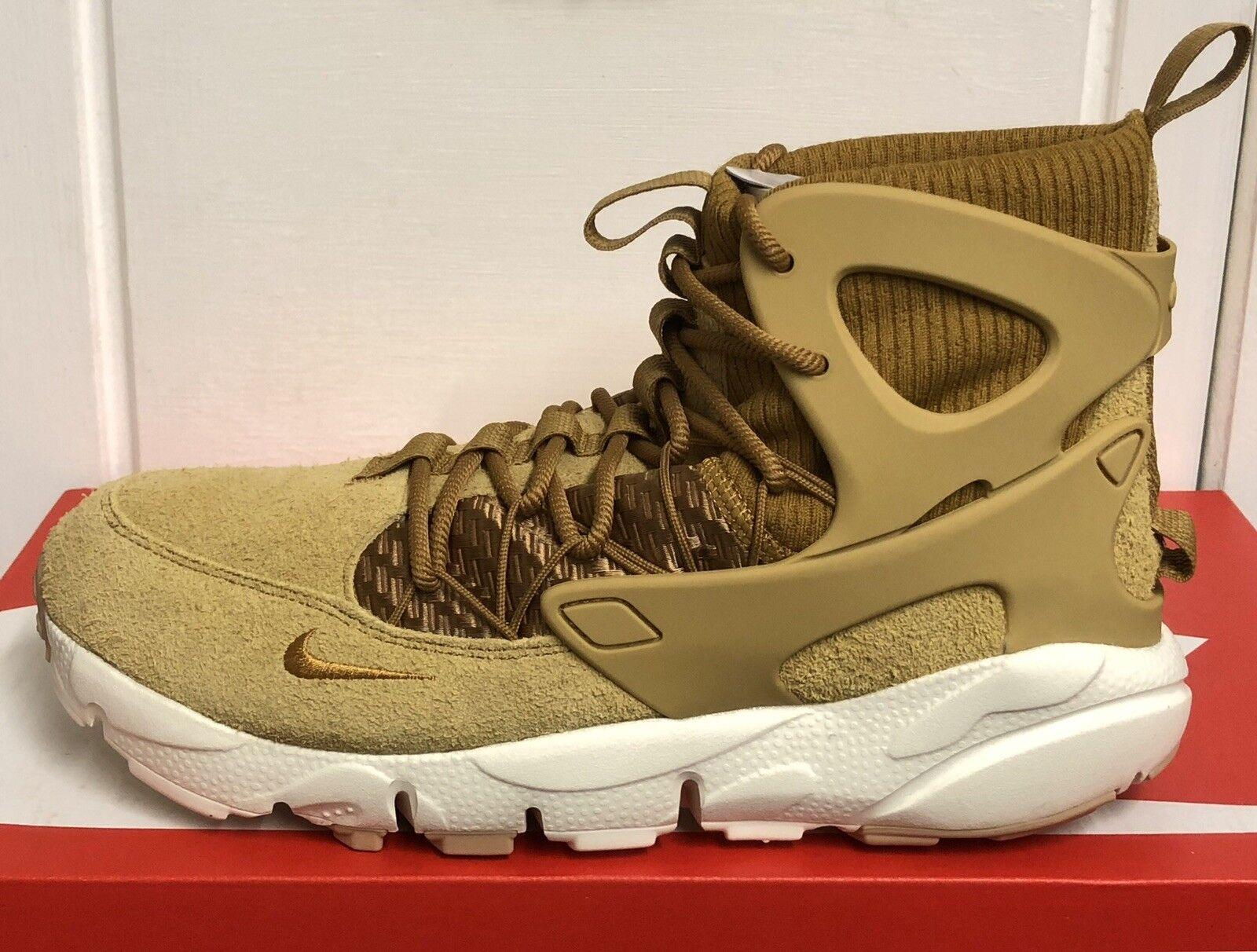 Nike Air Footscape botas Zapatos Zapatillas zapatillas medio medio medio UK 7,5 EUR 42 US 10  tiendas minoristas