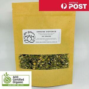 Immune-Defence-Tea-100-Grams-Elderberry-Echinacea-Olive-Leaf-Ginger
