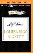 Little Women by Louisa May Alcott (2015, MP3 CD, Unabridged)