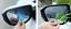 BMW Voiture Vue Arrière Miroir Film Étanche à la pluie anti-brouillard hydrophobe De Protection Autocollant