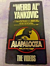 Weird Al Yankovic - Alapalooza The Videos Music Parody Comical