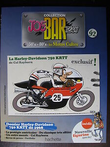 SERIE 2 MOTO JOE BAR TEAM 85 SUZUKI TR 750 JACK FINDLAY