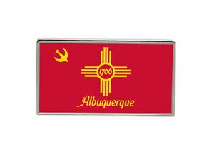 Albuquerque-NM-USA-Revers-Drapeau-Broche-Badge