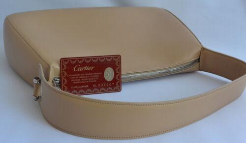 Creme tas Cartier Must De Borsa Authentiek Topklasse nd6IOxqO8W