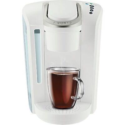 Keurig - K-Select Single-Serve K-Cup Pod Coffee Maker - Matte White