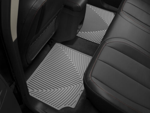WeatherTech All-Weather Floor Mats for Chevrolet Equinox GMC Terrain 10-17 Grey
