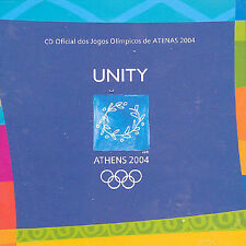 Various Artists : Unity: CD Official Dos Jogos De Atenas 2 CD