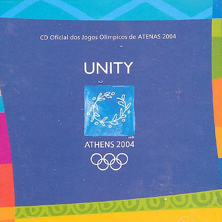 Various Artists : Unity: CD Official Dos Jogos De Atenas 2 CD