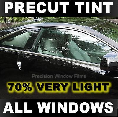 PreCut Window Film for Nissan Sentra 4DR SEDAN 2007-2012 Any Tint Shade VLT
