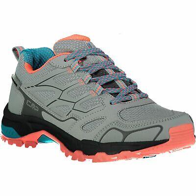 Cmp Scarpe Da Corsa Scarpe Sportive Zaniah Wmn Trail Shoe Grigio Tinta Mesh-mostra Il Titolo Originale