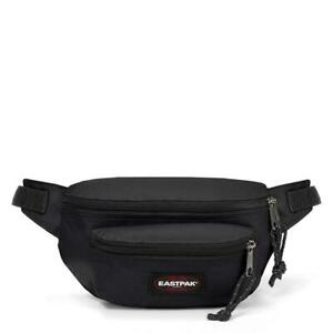 Eastpak Doggy Bag Marsupio portasoldi, 27 cm, 3 L, Nero, Nero (Black)