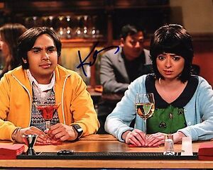GFA-The-Big-Bang-Theory-Lucy-KATE-MICUCCI-Signed-8x10-Photo-MH4-COA