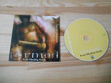 CD Metal Turmoil - From Bleeding Hands (10 Song) Promo CENTURY MEDIA