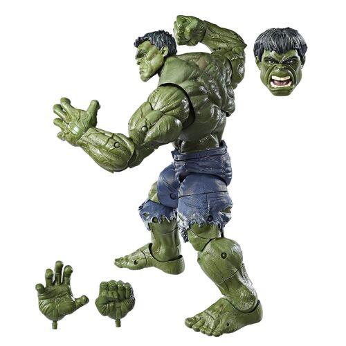 "Marvel Avengers 14.5/"" Hulk LEGENDS SERIES Collectible Figurine Jouet"