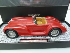 1/18 MINICHAMPS ALFA ROMEO 6C SS CORSA SPIDER 1939 COLOUR RED #107120230