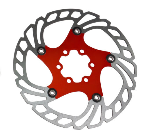 PRO Bicycle Floating Rotors Disc Brake Rotor 6 bolts Road Bike MTB 160mm 1pc