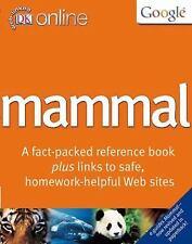 Mammal (DK ONLINE)-ExLibrary