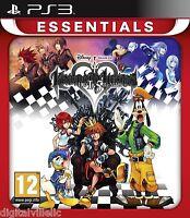 Kingdom Hearts Hd 1.5 Remix Ps3 Sony Playstation 3 Brand Factory Sealed