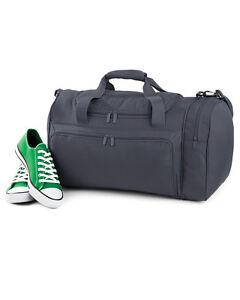 Quadra-Unisex-Universal-Holdall-Travel-Luggage-Duffle-Bag-Sports