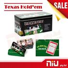 Professional 200Pcs Texas Hold'em Holdem Poker Chip Set Card Game Set party game